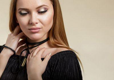 Gyöngy Makeup Artist alkalmi smink 02
